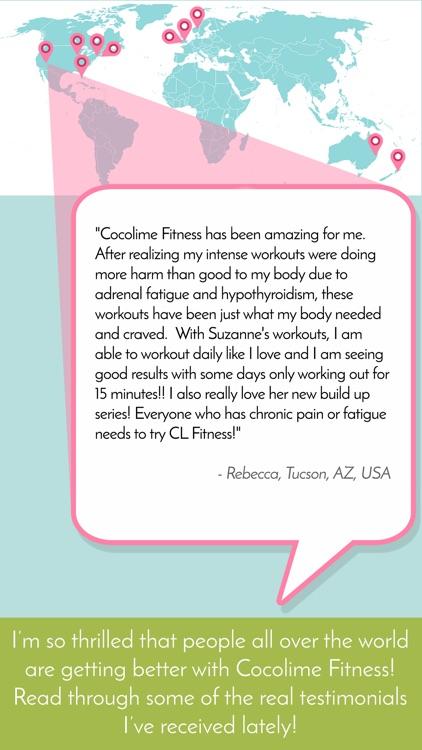 Fibromyalgia & Fatigue Fitness screenshot-7
