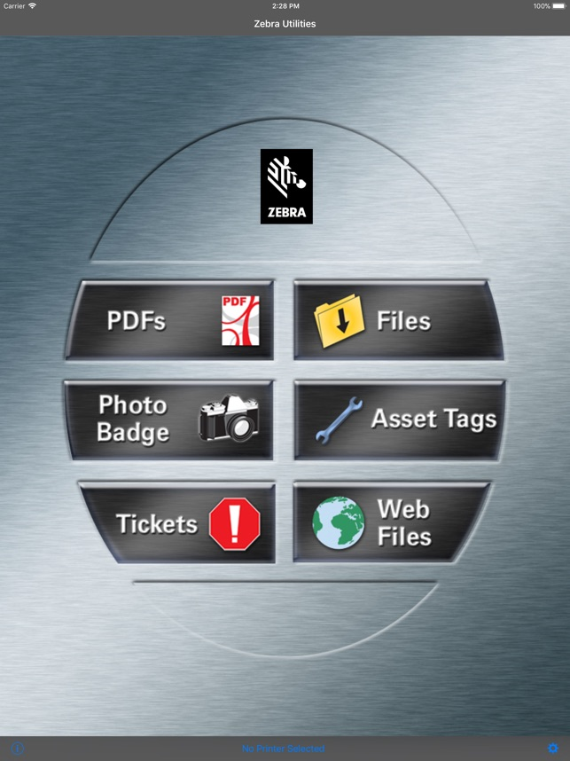 zebra label printing software for mac