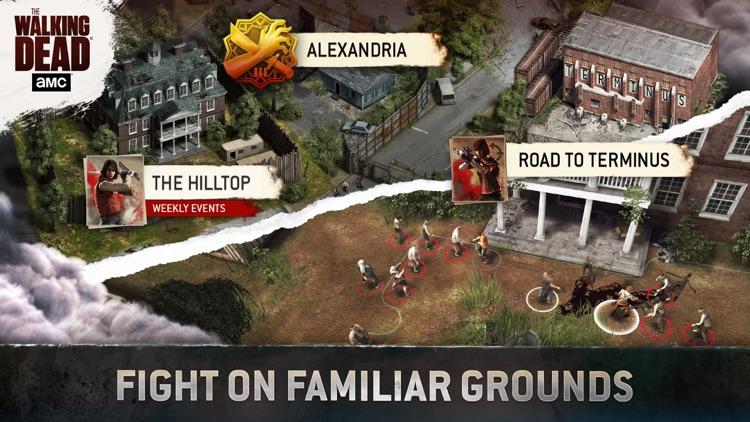 The Walking Dead No Man's Land screenshot-3