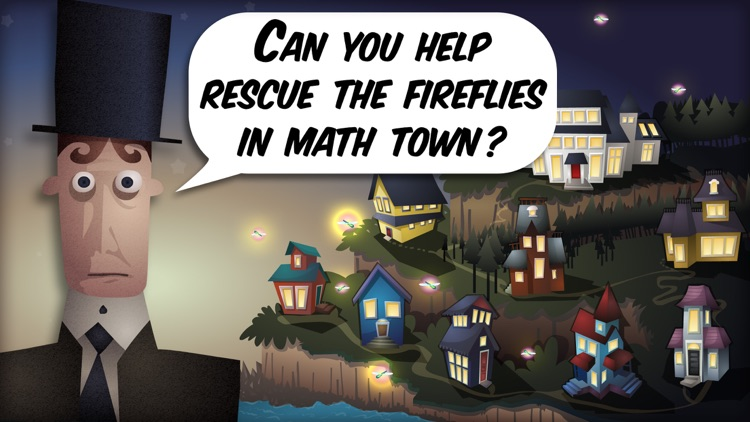 Mystery Math Town for iPhone screenshot-0