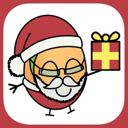 Paquitos Stickers: Christmas