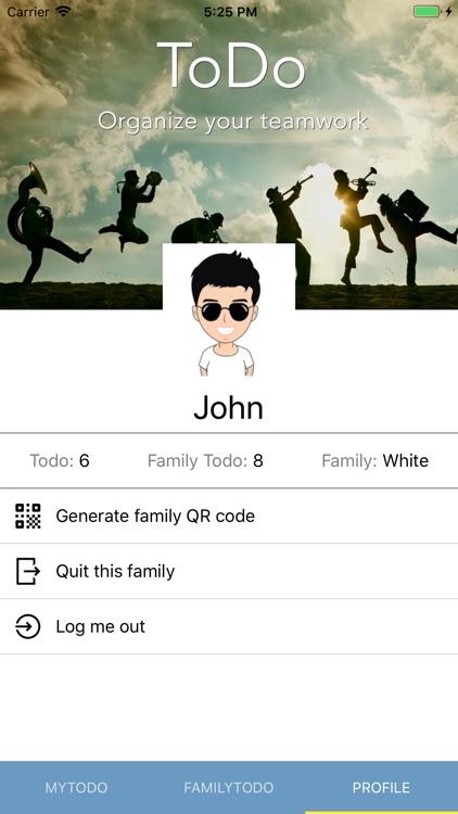 Family Todo screenshot-5