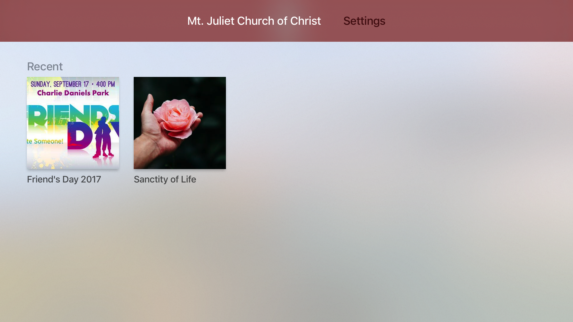Mt. Juliet Church of Christ screenshot 7