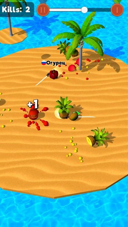 Sliced.io: Juicy Fruit Arena screenshot-9