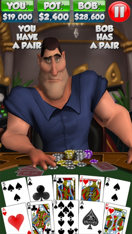 Poker With Bob screenshot-3