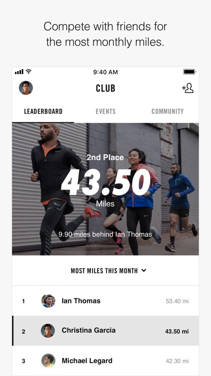 Nike+ Run Club screenshot-4