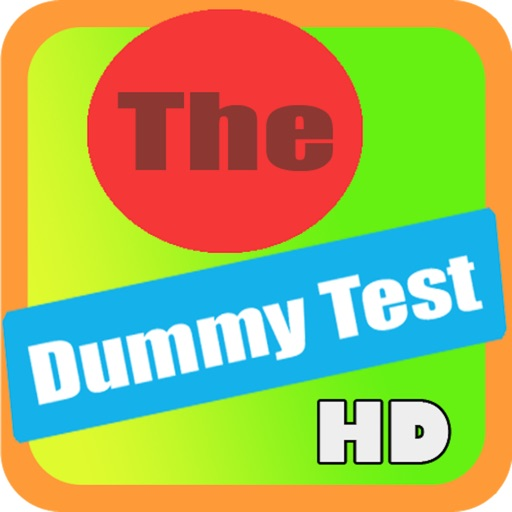 The Dummy Test HD