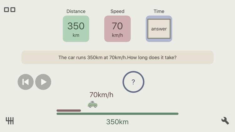 FindSpeed-distance time speed screenshot-0