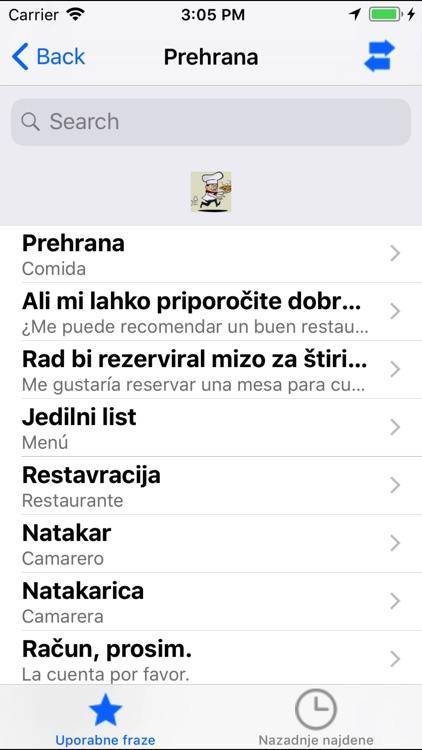 PortosDicty frases Esp/Esl screenshot-3