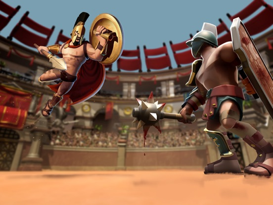 Скачать Gladiator Heroes Clash - игра
