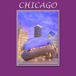 Chicago Offline Map Tourism Guide