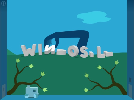 Windosill на iPad