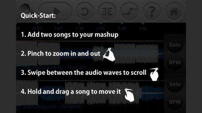 iMashup app image