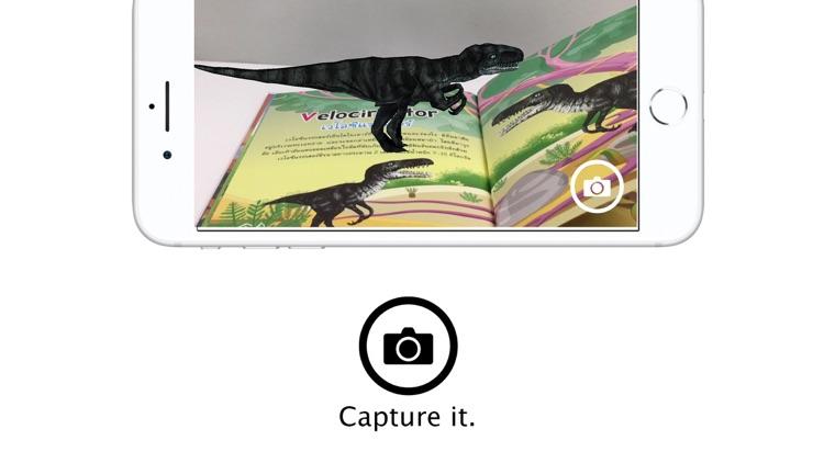 Dinosaurs AR Book screenshot-4