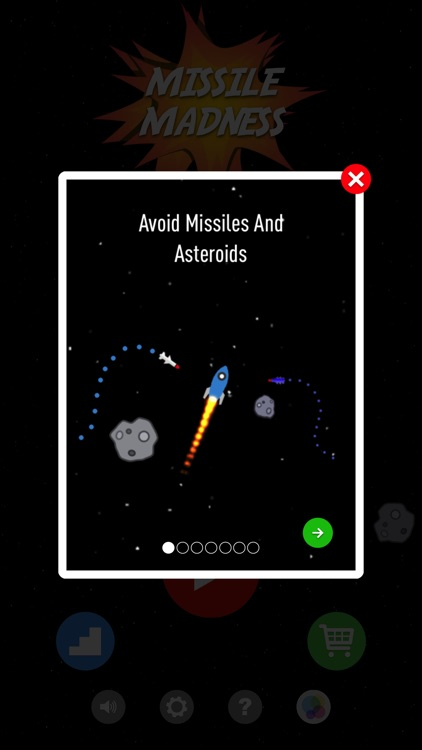 Missile Madness: In Space