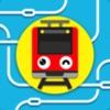 ツクレール for iPad - 線路を繋ぐ電車ゲーム