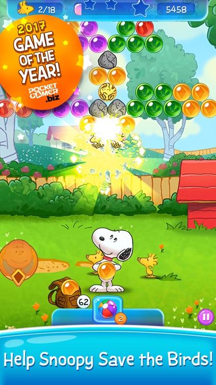 Snoopy Pop screenshot-0