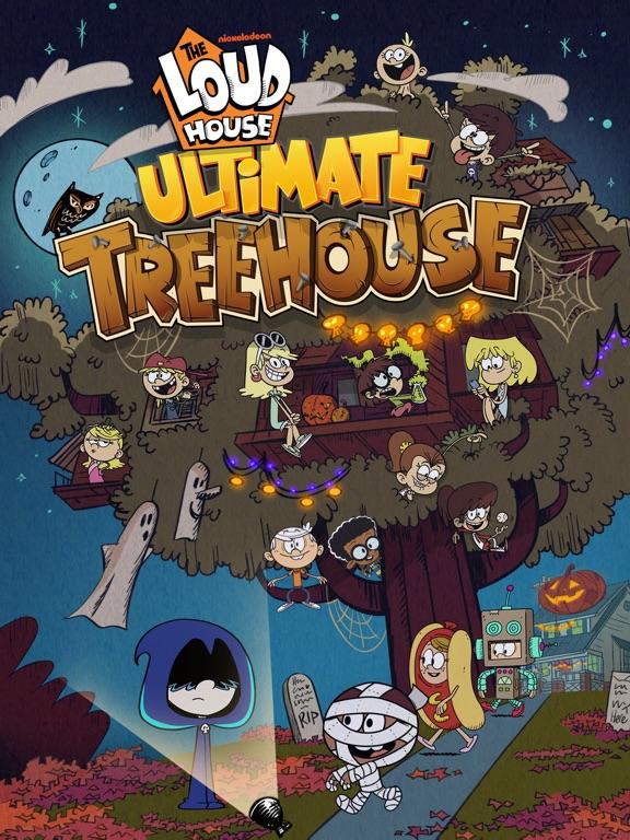 Loud House: Ultimate Treehouse screenshot 9