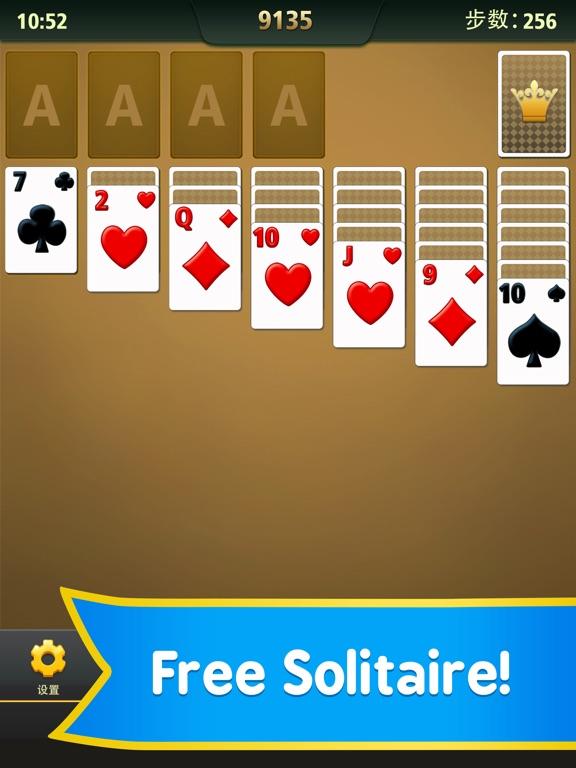 Solitaire Mania - Classic Card-ipad-0