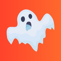 Happy Halloween Ghostly Emojis