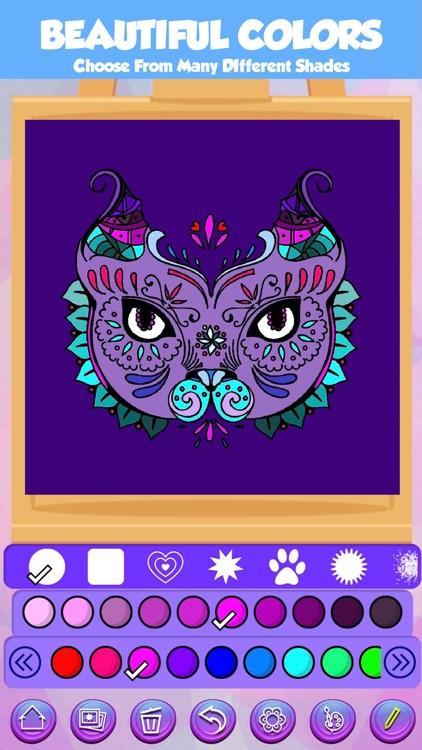 Coloring Book King screenshot-3
