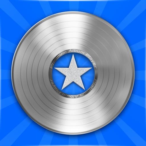 Platinum Music Album Player