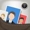 パスポート写真 - 証明写真メーカー&画像 切り抜き