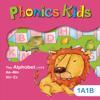 Phonics Kids教材1A1B -英语自然拼读王