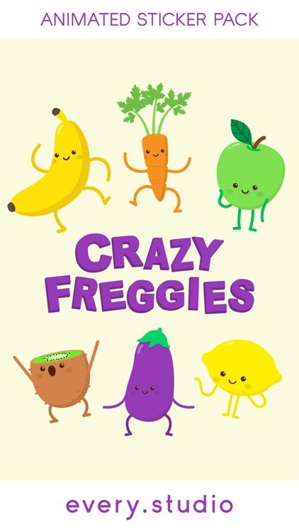 Crazy Freggies