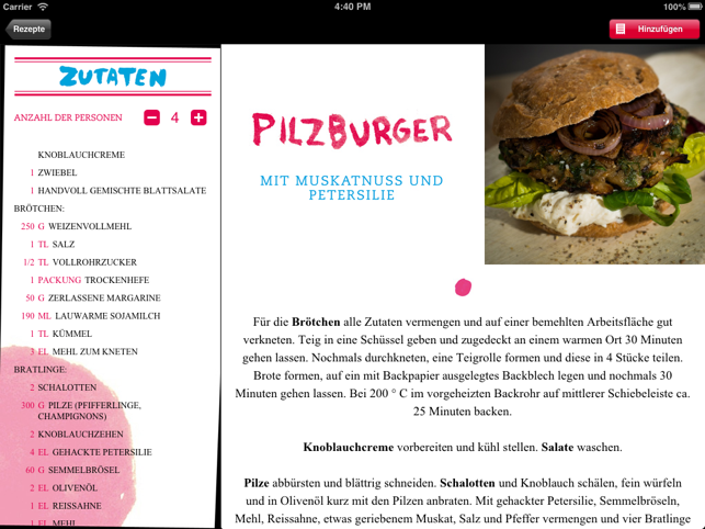 ‎Vegan Grillen Screenshot