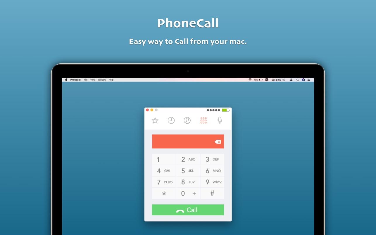 PhoneCall - Handsfree