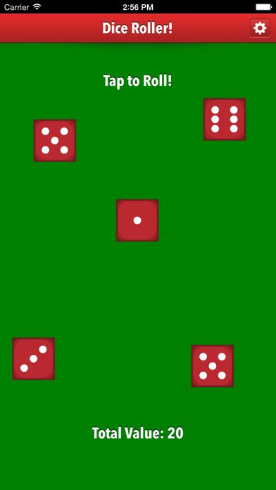 Dice Roller App screenshot three