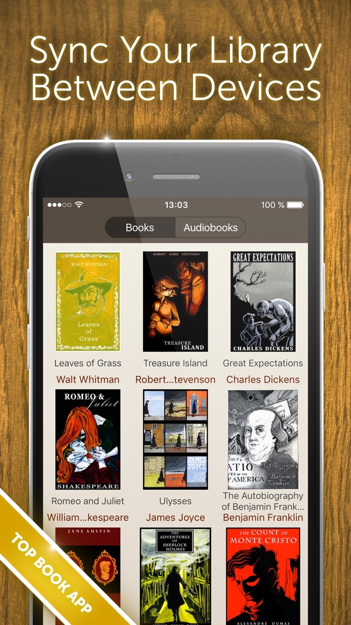 My Books – Unlimited Library Screenshot
