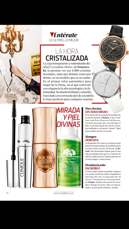 VANIDADES COLOMBIA Revista screenshot-3