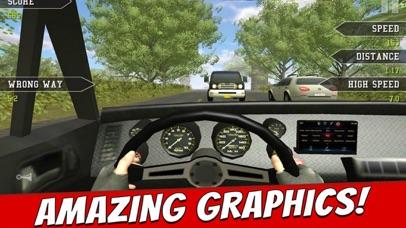 Traffic Driver Car Pro screenshot 3