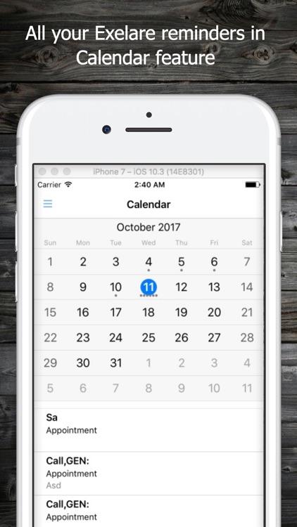 Exelare Mobile 2 screenshot-4