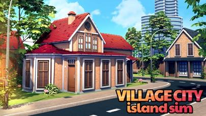 ヴィレッジシティ - アイランド・シム Villageのおすすめ画像1