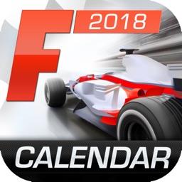 Formula Racing Calendar 2018