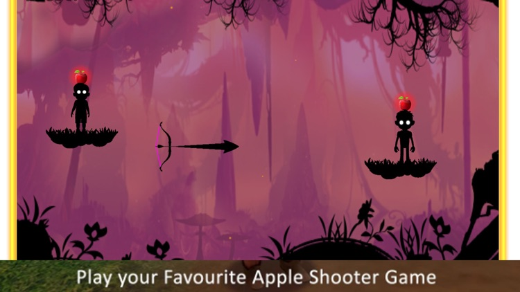 Archery Shoot Apple