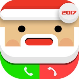video santa calls & messages