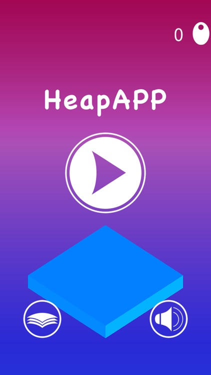 HeapApp - test your reaction!