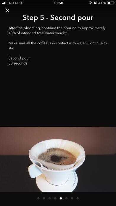 Wilfa Svart screenshot four