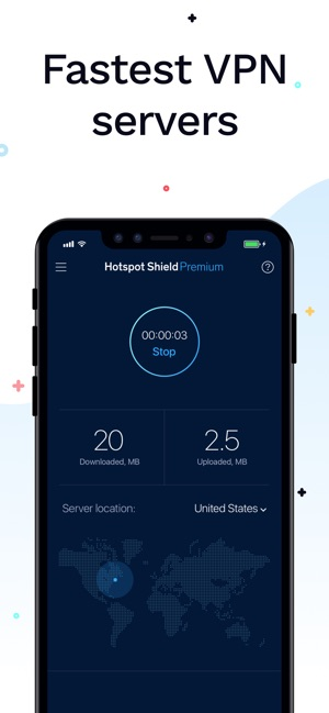 Free hotspot shield vpn for iphone