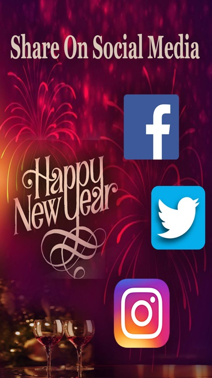 New Year - Greeting Card Maker screenshot-4