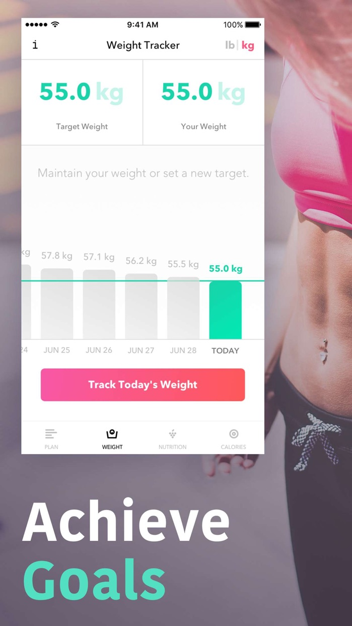 Weight Loss Workout For Women Screenshot