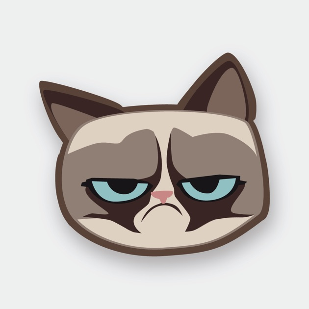 Icon S Grumpy Cat X
