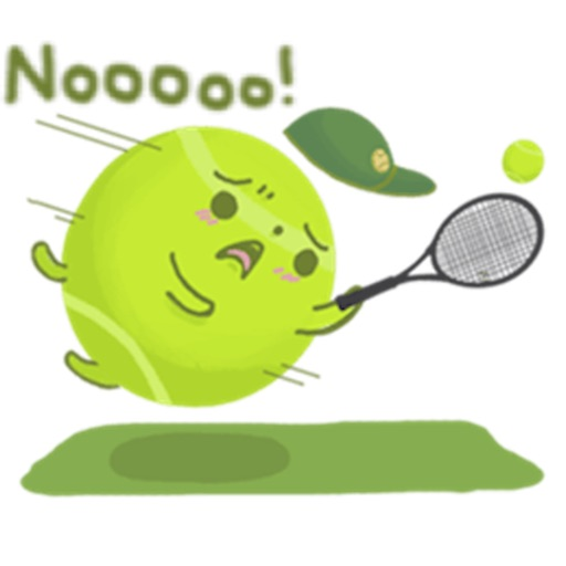 Tennis is My Life TennisMoji