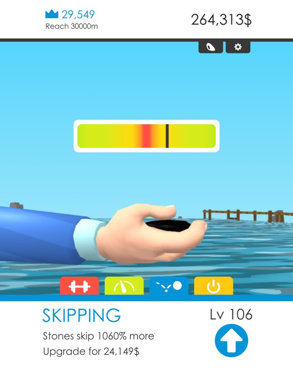 Stone Skimming screenshot 7