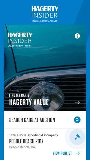 Hagerty Car Value >> Hagerty Insider En App Store