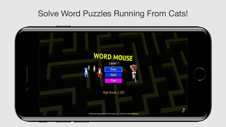 Word Mouse screenshot-0